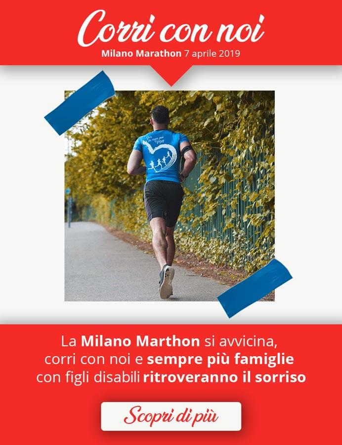 Milano Marathon 2019 corri con noi