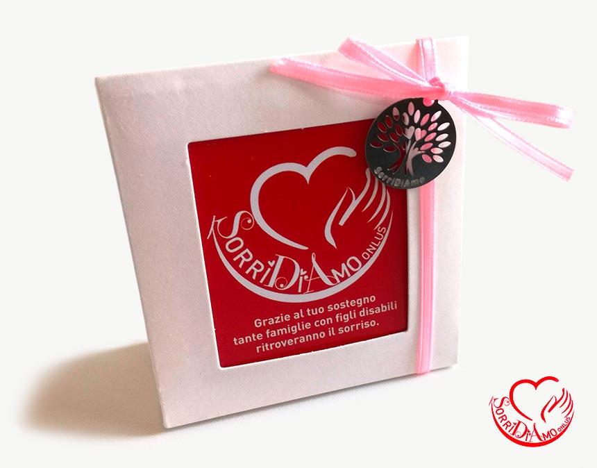 Scatolina-porta-confetti-ciondolo-rosa