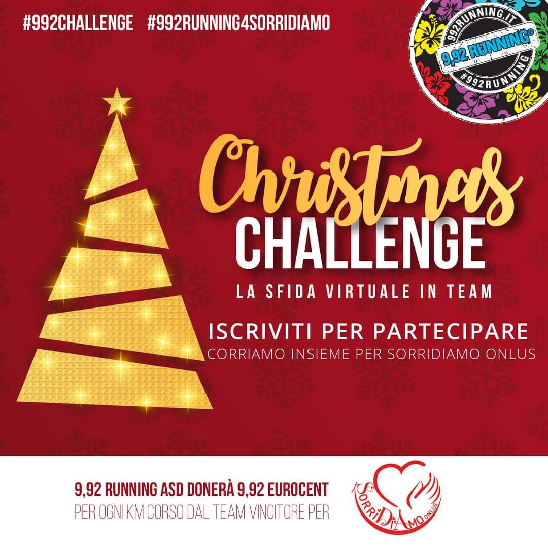 992 christmas challenge